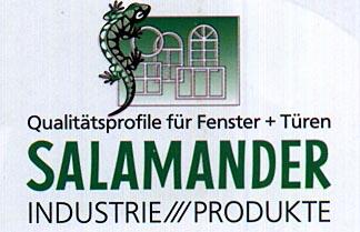 Schreinerei schilcher fenster for Salamander fenster